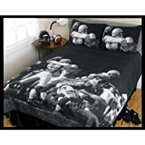 Sports Coverage Play Action Quilt Set - Queen