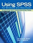 Using SPSS for Windows and Macintosh:...