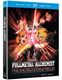 Fullmetal Alchemist: The Sacred Star of Milos (Blu-ray + DVD)