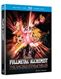 51gexbbwUyL. SL160  Fullmetal Alchemist Brotherhood: The Sacred Star of Milos Movie (Blu ray/DVD Combo)