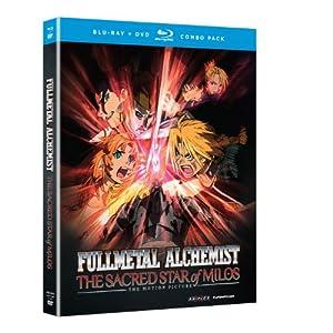 fullmetal alchemist brotherhood � the sacred star of