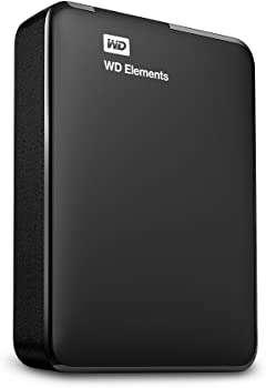 Western Digital Elements 2TB USB 3.0 Portable Hard Drive