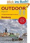 Hamburg: 18 Tageswanderungen in und u...
