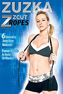 Zuzka ZCUT ZROPES Jump Rope Workout DVD