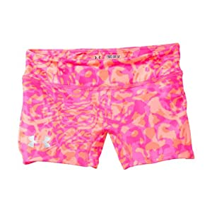 Girls Under Armour Shorts Printed