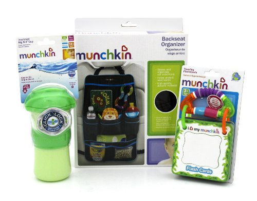 Munchkin Toddler Traveler Set (Discontinued by Manufacturer)