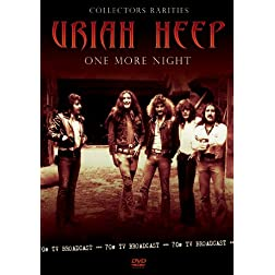 Uriah Heep - One More Night: Collectors Rarities