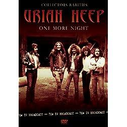 Uriah Heep - One More Night: Collectors Rarities