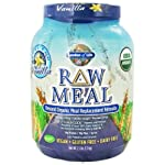 Garden of Life Raw Organic Meal Nutritional Supplement