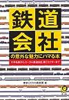 鉄道会社の意外な魅力にハマる本 (KAWADE夢文庫)