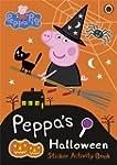 Peppa Pig: Peppa's Halloween Sticker...