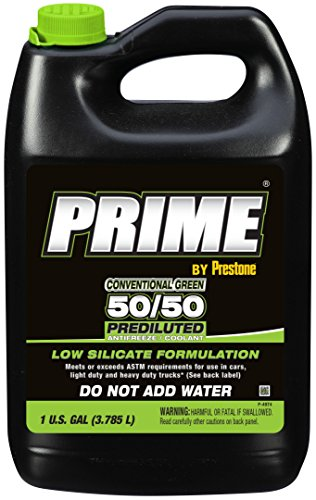 Prestone AF3300 Prime Green Silicate 50/50 Antifreeze - 1 Gallon (Prestone Green compare prices)