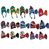 Disney Nickelodeon Toddler Boys Hat and Mittens Set