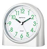 Bentima by Acctim 14707 Sweeper One Non-Tick Alarm Clock