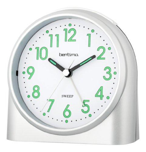 bentima-by-acctim-14707-sweeper-one-non-tick-alarm-clock