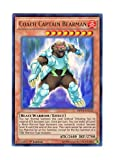 遊戯王 英語版 MP14-EN118 Coach Captain Bearman 熱血獣王ベアーマン (ウルトラレア) 1st Edition