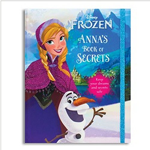 Disney Frozen Journal - Anna's Book of Secrets - 1
