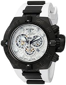 Invicta 11807 - Reloj de pulsera hombre, acero inoxidable, color plateado