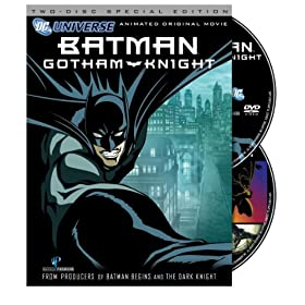 Batman: Gotham Knight (Two-Disc Special Edition) (DVD) By Corey Burton          Buy new: $8.25 87 used and new from $1.47     Customer Rating: