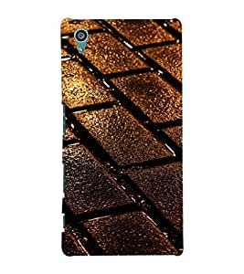 printtech Street Pattern Back Case Cover for Sony Xperia Z5::Sony Xperia Z5 Dual