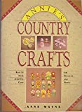 img - for Annie's Country Crafts book / textbook / text book