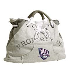 NBA New Jersey Nets Hoodie Tote by Pro-FAN-ity Littlearth