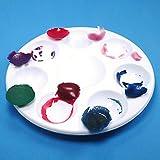 MARVELOUS :: Children / Kids Art Paint Tray Palette ::