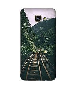 Railway Tracks Samsung Galaxy S7 Case