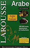 img - for Dictionnaire Compact plus Arabe-Francais/Francais-Arabe (French Edition) book / textbook / text book
