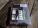 GOTOH★ブリッジ テレ用ハードテイルGTC102-C サドル・スチール製