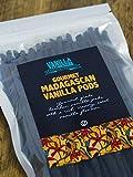 VanillaMart 20 Gourmet Madagascan Vanilla Pods (Vanilla Beans) 14-16 cm Long