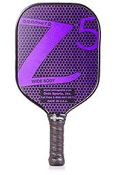 Onix Graphite Z5 Pickleball Paddle, Purple