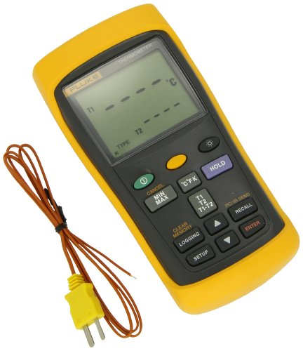 Fluke Digital Thermometer Fluke 54-2 Dual Input Digital