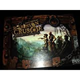 Robinson Crusoe Adventures on the Cursed Island Board Game