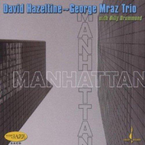 SACD : David Hazeltine - Manhattan (SACD)