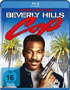 Beverly Hills Cop Collection - 3-Disc Set ( Beverly Hills Cop / Beverly Hills Cop II / Beverly Hills Cop III ) ( Beverly Hills Cop / Beverly Hills Cop 2 / Beverly Hills Cop 3 ) (Blu-Ray)