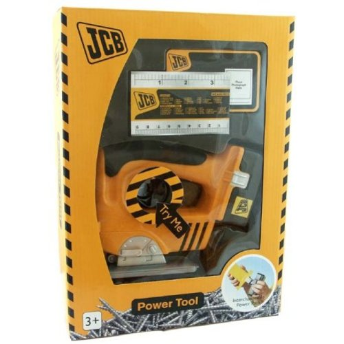 JCB Junior Tool - Power Jigsaw  Tool