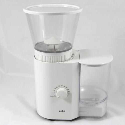 Braun Coffee Grinder ~ Amazon braun kmm coffee espresso mill white