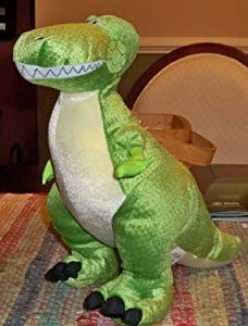 Disney Toy Story Stuffed Plush Rex--NEW!