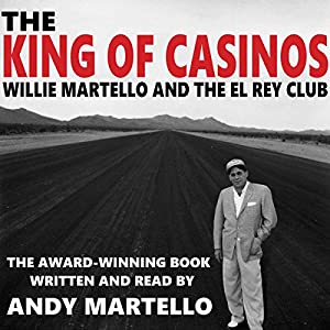 The King of Casinos Audiobook