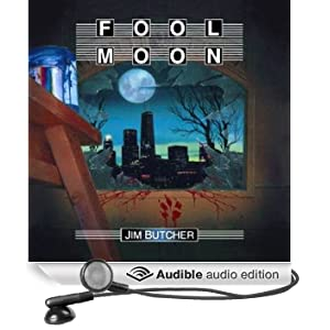Fool Moon: The Dresden Files, Book 2 (Unabridged)