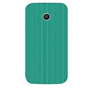 Skin4gadgets KNITTED Pattern 47 Phone Skin for MOTO E 1ST G