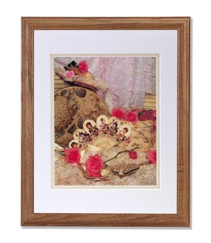 Oak Bedroom Vanity front-1070430