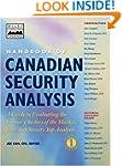 Handbook of Canadian Security Analysi...