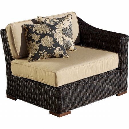 RST Brands OP-PE48L-LNK-E Resort Left Side Sofa  Collection 48in.