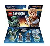Warner Home Video - Games LEGO Dimensions, Jurassic World Team Pack