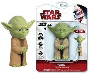Star Wars 4 Gig USB Drive - Yoda
