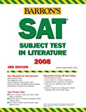img - for Barron's How to Prepare for the SAT Subject Test in Literature, 3rd Edition (Barron's SAT Subject Test Literature) book / textbook / text book