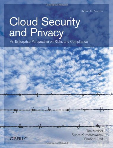 Cloud Security And Privacy: An Enterprise Perspective On Risks And Compliance (Theory In Practice) front-996266