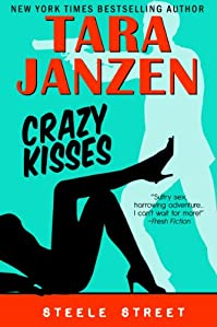 (FREE on 8/7) Crazy Kisses by Tara Janzen - http://eBooksHabit.com